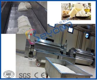 20000L/D a pasteurisé l'équipement de production de lait/fromage pour le projet principal de tour