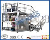 Chine Système de vaporisateur de MVR d'effet multiple, vaporisateur mécanique de compression de vapeur usine