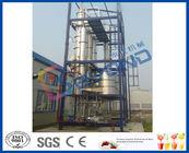 Chine Système multi de vaporisateur d'étape d'évaporation à couche descendante/de vaporisateur effet de triple usine