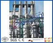 Chine Système multiple industriel du vaporisateur SUS304, vaporisateurs multi à couche descendante d'effet usine