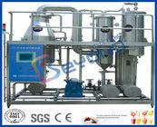 Chine Vaporisateur de l'effet SUS304 multiple, vaporisateur mécanique de compression de vapeur usine