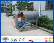 Single Stage Fruit Pulping Machine Fruit Processing Equipment 2TPH - 15TPH Capacity