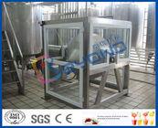 Chine SUS304 a pasteurisé le beurre faisant l'équipement pour la ligne ISO9001/CE/GV de production laitière usine
