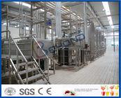 Chine Tournez la ligne pasteurisée par 20000LPD principale de production laitière de projets pour 200 - poche du sac 1000ml usine