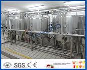 Chaîne de fabrication de lait UHT de Full Auto, équipement de production laitière d'installation de transformation de lait de laiterie