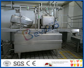 5000LPH UHT Milk Processing Equipments , Aspetic Bottle Packing Milk Production Line