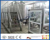 Chine beurre de GV de 500L 1000L faisant l'équipement avec la machine de séparateur de beurre usine
