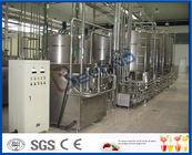 Chine Type industriel complètement automatique de TPD de l'installation de fabrication de yaourt d'installation de transformation de yaourt 5 - 200 usine
