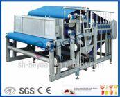 Chine Ceinturez le type fruit serrant la machine, ananas/Apple/presse-fruits jus d'orange usine