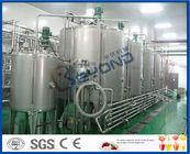 Chine Plantes aquatiques carbonatées d'industrie des boissons de boisson non alcoolisée, chaîne de production complètement automatique de boissons d'énergie usine