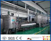 Jus de pomme complètement automatique de contrôle de PLC faisant l'usine pour l'usine de jus de fruit