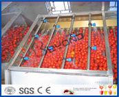 Tomate traitant la chaîne de fabrication de tomate de machines pour la production de jus de tomates/sauce tomate