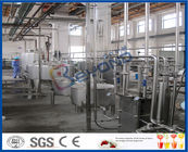 1TPH - 10TPH ISO Standard Milk Pasteurizer Machine For Milk Pasteurization Plant
