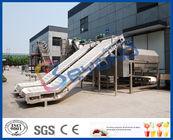 Chine Équipement de transformation de fruits d'ascenseur de bardeau de fruit de SUS304 SUS316L pour le transport de fruit usine