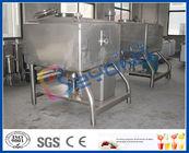 Chine Type réservoirs d'acier inoxydable, réservoirs de mélange industriels de Miller d'émulsification à grande vitesse usine