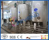 Installation de transformation de lait UHT de GV de la CE d'OIN avec la machine de remplissage aseptique de la poche 250ml