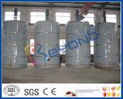 Chine OIN 5T - grand réservoir à lait extérieur d'acier inoxydable de stockage du lait 30T avec SUS304 SUS316L usine