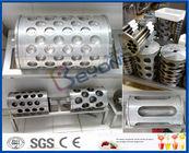 Chine Équipement de laiterie d'acier inoxydable, machine de production de fromage de mozzarella usine