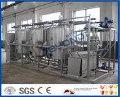 Chine petit type conjoint de 5TPH 10TPH système de nettoyage de CIP pour manuellement/semi - automobile usine