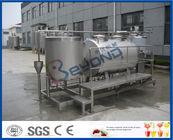 Chine 1 fait le tour du système portatif de CIP, le petit type conjoint 800L nettoyant en place dans l'industrie alimentaire usine