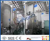 Chine Boisson de mise en bouteilles de boisson faisant la machine pour l'industrie de nourriture et de boisson usine