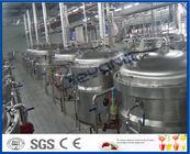Chine chaîne de production de boisson non alcoolisée de processus de fabrication de la boisson 12TPH non alcoolisée avec la machine de remplissage de boisson non alcoolisée usine