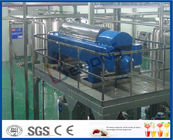 5 - 50 T/H Juice Making Machine Apple Processing Line For Apple / Pear Juice