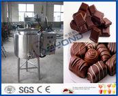 Chine L'acier inoxydable d'OIN 200L 300L échoue pour le chocolat fondant avec les étreintes de levage usine