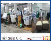 Chine Beurrez le beurre de barattage de machine faisant l'équipement avec la matière première de lait de vache/lait de Buffalo usine
