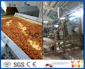 Chine Jus d'usine de transformation de fruits faisant à machine le presse-fruits orange avec système de lavage/de réduction en pulpe usine