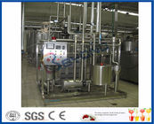 CE High Heat Treatment Pasteurizing Milk Machine For Milk Pasteurization Process
