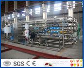 Chine Équipement tubulaire de pasteurisation de lait de pasteurisateur pour le procédé de pasteurisation de Htst usine