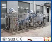 Équipement de pasteurisation de lait de pasteurisateur de yaourt avec le matériel SUS304/SUS316