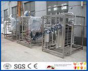 Full Auto/équipement semi automatique de pasteurisation de lait pour la production d'obturation aseptique