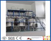 Chine Installation de fabrication de jus de processus de fabrication de boisson 4000LPH complètement automatique usine