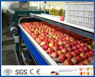 Fruits et légumes de production de jus de fruit traitant le dispositif avec de l'acier SUS304/SUS316