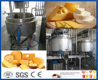 200 - équipement de production de fromage de projet principal du tour 50000LPD avec le paquet en plastique de bouteille
