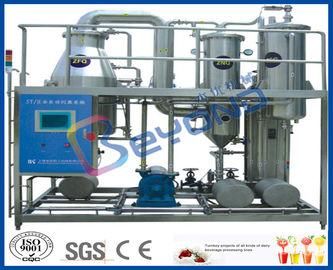 Vaporisateur de l'effet SUS304 multiple, vaporisateur mécanique de compression de vapeur