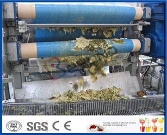 Chaîne de fabrication de l'ananas 60-1500T/D frais avec la machine à emballer aseptique de sac/bouteille d'ANIMAL FAMILIER
