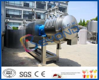 Équipement de réduction en pulpe 2TPH - de transformation de fruits de machine de fruit d'étape unique capacité 15TPH