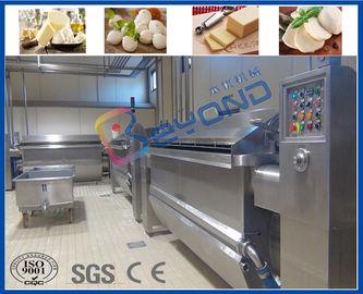380V / équipement industriel de production du fromage 110V/415V pour le processus de production de fromage