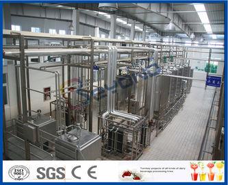 Machine continue de crème glacée de l'économie d'énergie 2000-10000LPH ISO9001/CE/GV