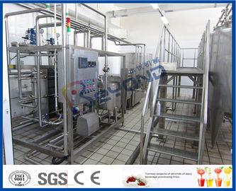 Usine de laiterie de séparateur crème pour la chaîne de production de crème glacée de yaourt \ ghee \