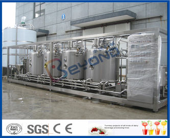 3000L / usine de laiterie 5000L/10000L pour le processus de fabrication de lait