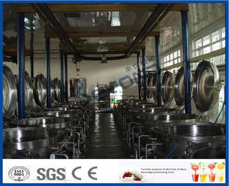 Jus d'usine faisant la chaîne de fabrication d'Apple de machine pour le jus de pommes/poire ISO9001