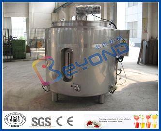 Chocolat fondant les réservoirs d'acier inoxydable/réservoir électrique de chauffage avec 100L - volume 2000L
