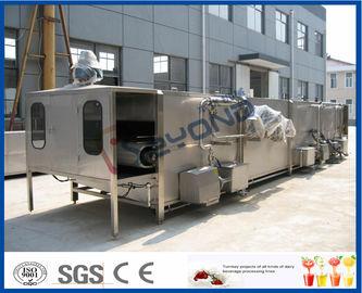 chaîne de production de la boisson 5000LPH non alcoolisée pour le processus de fabrication de boisson non alcoolisée