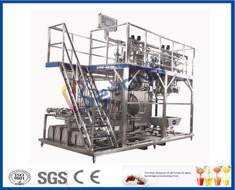 3000 - chaîne de production complètement automatique de la boisson 20000LPH avec le contrôle du système de CIP/PLC