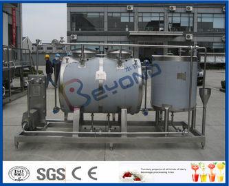Manuellement/automatique nettoyez l'équipement en place, nettoient le système en place de CIP dans l'industrie alimentaire