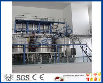 Machine de fabrication de boisson non alcoolisée de boissons pour l'usine de boisson non alcoolisée